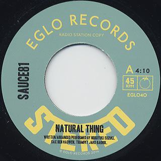 Sauce 81 / Natural Thing