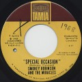 Smokey Robinson and The Miracles / Special Ocassion