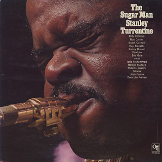 Stanley Turrentine / The Sugar Man