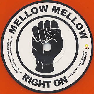 V.A. / Mellow Mellow Right On Vol.6