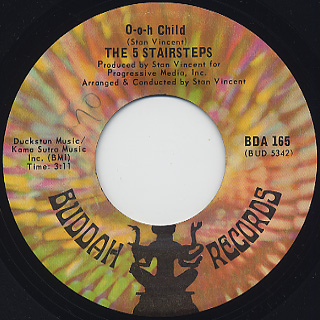 5 Stairsteps / O-o-h Child c/w Who Do Belong To