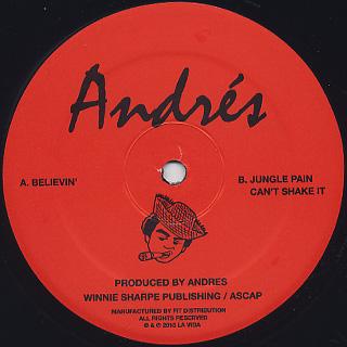 Andres / Believin'