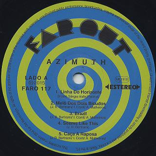 Azimuth / S.T. label