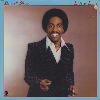 Barrett Strong / Live And Love front