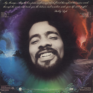 Bobby Lyle / The Gene back