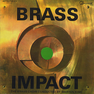 Brass Choir Conducted By Warren Kime / Brass Impact