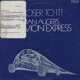 Brian Auger's Oblivion Express / Closer To It!