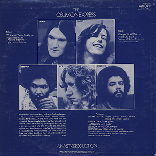 Brian Auger's Oblivion Express / Closer To It! back