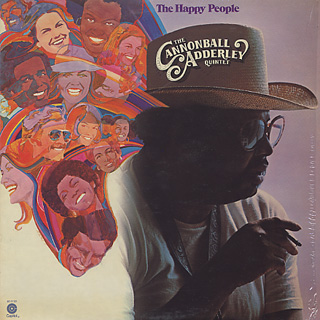 Cannonball Adderley Quintet / The Happy People
