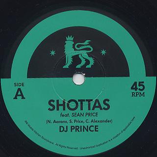DJ Prince / Shottas label