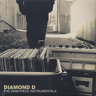 Diamond D / The Diam Piece Instrumentals