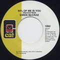 Gwen McCrae / 90% Of Me Is You (Re)