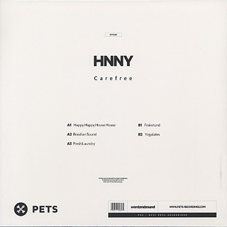 HNNY / Carefree back