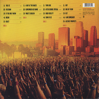 Jurassic 5 / Power In Numbers back