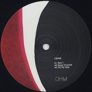 Mo Kolours / How I(Rhythm Love Affair) label