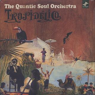 Quantic Soul Orchestra / Tropidelico