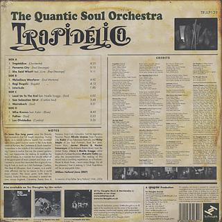 Quantic Soul Orchestra / Tropidelico back