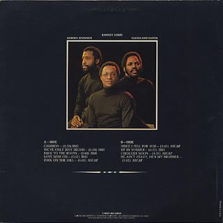 Ramsey Lewis / Back To The Roots back