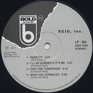 Reid, inc. / S.T. label