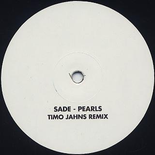 Sade / Pearls (Timo Jahns Remix)