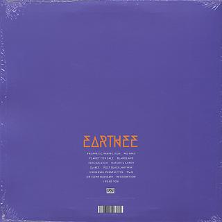 THEESatisfaction / Earthee back
