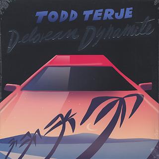 Todd Terje / Delorean Dynamite