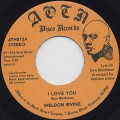 Weldon Irvine ‎/ I Love You c/w What's Going On?