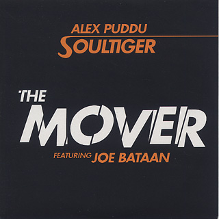 Alex Puddu feat. Joe Bataan / The Mover