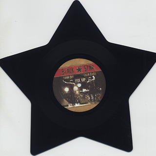 Black Star / Fix Up back