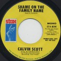 Calvin Scott / Shame On The Family Name (7