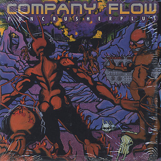 Company Flow / Funcrusher Plus front
