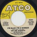 Dee Dee Warwick / I'm Glad I'm A Woman