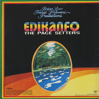 Edikanfo / The Pace Setters back