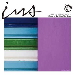 DJ Mitsu The Beats / iMA #15