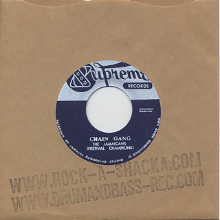 Jamaicans / Chain Gang c/w Charley Organaire / Rude Boy Charlie