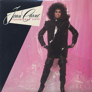 Jean Carne / Closer Than Close