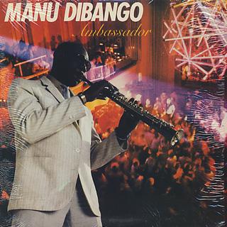 Manu Dibango / Ambassador