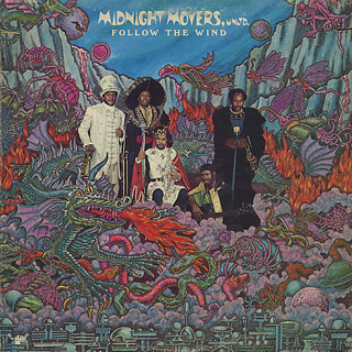 Midnight Movers, Unltd. / Follow The Wind