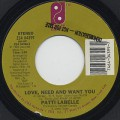 Patti Labelle / Love, Need And Want You
