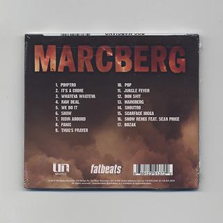 Roc Marciano / Marcberg (2CD) back