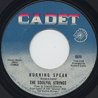 Soulful Strings / Burning Spear c/w Within You Without You