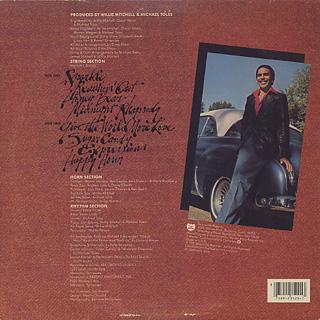 Willie Mitchell / Willie...Mitchell...Listen...Dance back
