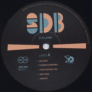 Zulumbi / S.T. label