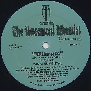 Basement Khemist / Vibrate c/w Everybody