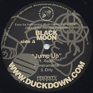 Black Moon / Jump Up label