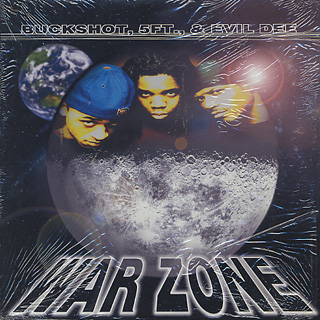 Buckshot, 5 FT & Evil Dee / War Zone