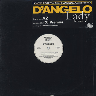 D'angelo / Lady The Remix