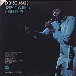 Denise LaSalle / Trapped By A Thing Called Love back