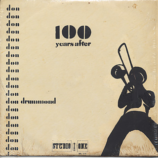 Don Drummond / 100 Years After