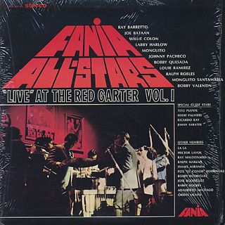 Fania All Stars / Live At The Red Garter Vol.1